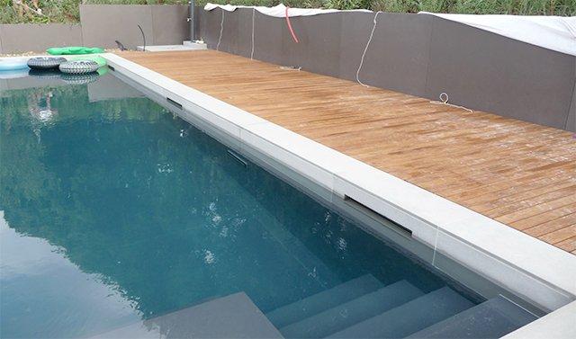 Pool Quarzite