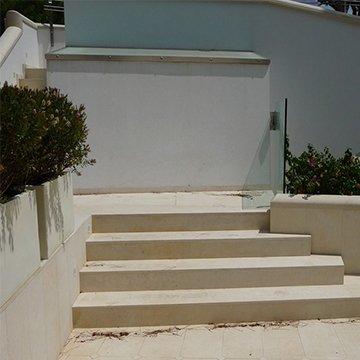 stair marble