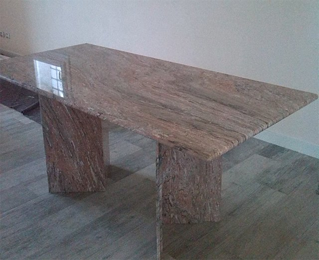Table Pink Brazil