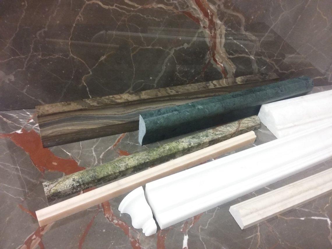Cornici sagomate in marmo - MG Marmi Guidizzolo MN