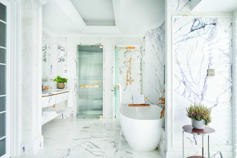 Bathroom Hotel Lilac